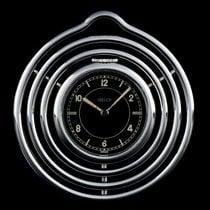 예거 르쿨트르 (Jaeger-LeCoultre) Stainless Steel Black Dial Spiral...