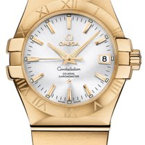 Omega Constellation Co-Axial Automatic 35mm 123.50.35.20.02.002