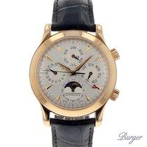 Jaeger-LeCoultre Master Grande Memovox Perpetual Calendar Rose...