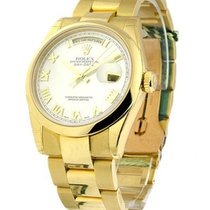 Rolex Unworn 118208 Mens Day Date President in Yellow Gold -...