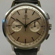 Omega 1962 vintage chronograph 27 CHRO T1 ref 101.009-63 cal 320