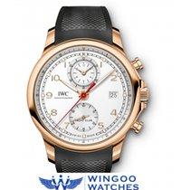 IWC Yacht Club Chronograph Ref. IW390501