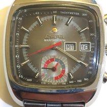Enicar Mantagraph Chronograph Daydate con bracciale original