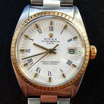 Rolex Oyster Perpetual Stahl/Gold 18K 750 Automatik Chronometer