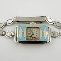 Elgin Ladies Art Deco Wristwatch