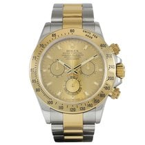 Rolex Daytona Gold/Steel 116523