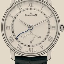 Blancpain Villeret Ultra-Slim Retrograde Small Seconds Date