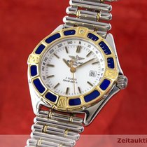 Breitling Lady J Class Stahl / Gold Damenuhr D52065