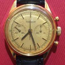 Tissot Chronograph Lemania 872 oro 18 kt