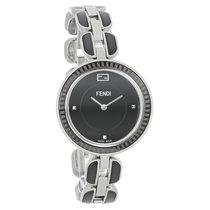 Fendi My Way Series Ladies Black Dial Swiss Quartz Watch...