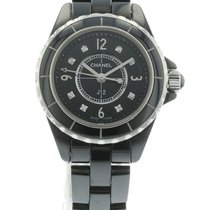Chanel J12 H2569 Watch with Ceramic, Stainless Steel Bracelet...