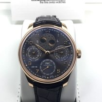 IWC 18ct Red Gold PORTUGIESER PERPETUAL CALENDAR 44.2mm [New]