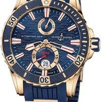 Ulysse Nardin Marine Diver - Blue dial