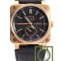 Μπελ & Ρος (Bell & Ross) BR 03-90 Pink Gold black...