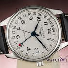 Longines MASTER COLLECTION GMT DUAL TIME CLASSIC