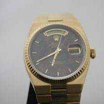 Rolex DAY DATE OYSTER QUARTZ WOOD DIAL