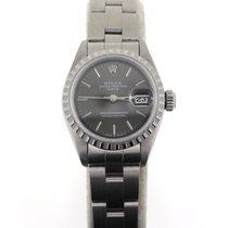 Rolex Date Lady Quadrante Grigio Ref. 69240