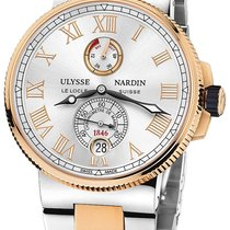 Ulysse Nardin Marine Chronometer Manufacture 45mm 1185-122-8m/...