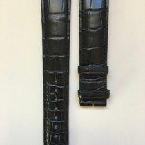 Montblanc Black Alligator Strap 19 x 17 mm