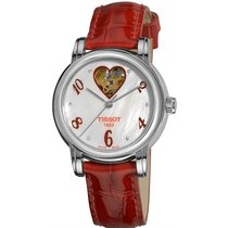 Tissot Ladies T0502071611602 T-Lady Lady Heart Watch