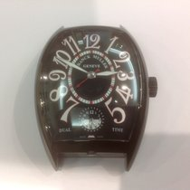 Franck Muller Table clock,Dual Time,Alarme
