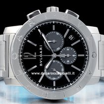 Bulgari Chronograph NOS  Watch  BB41BSS