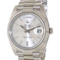 Rolex Day Date 228239 White Gold, Diamonds, 40mm
