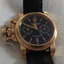 Graham Chronofighter 43mm Roségold 2CFAR.B10A.C54B