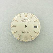 Rolex Datejust Stahl 36 Mm Zifferblatt Ref 16220 16200 Silver...