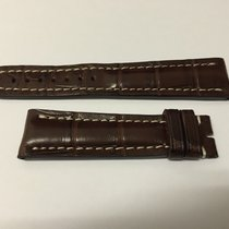 Breitling Strap Cinturino 20x18 Crocodile Brown