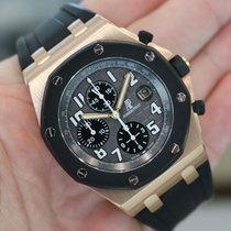 "Audemars Piguet Royal Oak Offshore ""rubberclad"" Rose..."