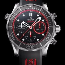 Omega SEAMASTER DIVER 300 M CO-AXIAL CHRONOGRAPH 44