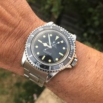 Rolex Submariner 5513 Meters First Matte Dial 1967