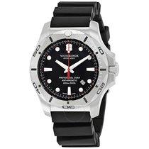 Victorinox Swiss Army I.N.O.X. Professional Diver Black Dial...