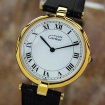 Cartier Must de Cartier Swiss Made 925 Silver And Gold Plated...