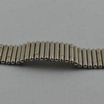 Breitling Rouleaux Armband 16mm Stahl/gold Top Zustand Rar...