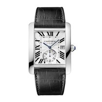 Cartier Tank MC Automatic Mens Watch Ref W5330003