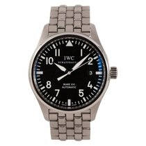 IWC Pre-Owned Mark XVI 2009 Model