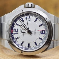 IWCIngenieur GMT Ref. IW324404 Complete w/ Fact. Warranty