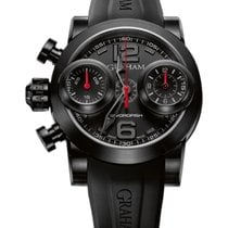 Graham Swordfish Booster Chrono 48hr Pwr Res Wr 100m 48mm...