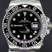 ロレックス (Rolex) GMT Master II All Steel Ceramic Bezel Full Set...