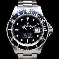 Rolex Submariner 16610 Light Blue Bezel