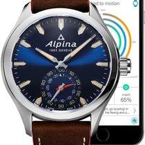 Alpina Geneve Horological Smartwatch AL-285NS5AQ6 Herrenarmban...