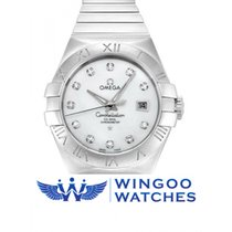 Omega Constellation Co-Axial 31 MM Ref. 123.10.31.20.55.001