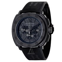 JeanRichard Men's Aeroscope Neroscope Watch