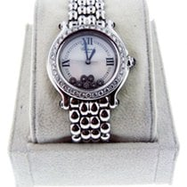 Chopard Happy Sport 27/8236-23 Steel Diamond Watch