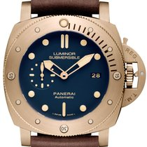 沛納海 (Panerai) Luminor Submersible 1950 3 Days Bronzo (Sold)