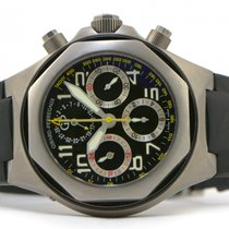 Girard Perregaux Laureato EVO3 80180 Titanium Chronograph 44mm...