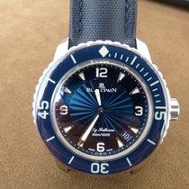 Blancpain FIFTY FATHOMS AUTOMATIQUE BLUE 5015D114052B