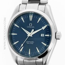 Omega stainless steel Seamaster Aqua Terra